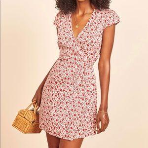 NWT Reformation Brianne Dress
